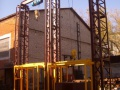 Поставка и монтаж строительного грузоподъемного оборудования