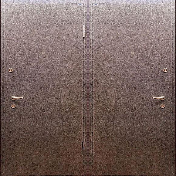 стальные двери покрас